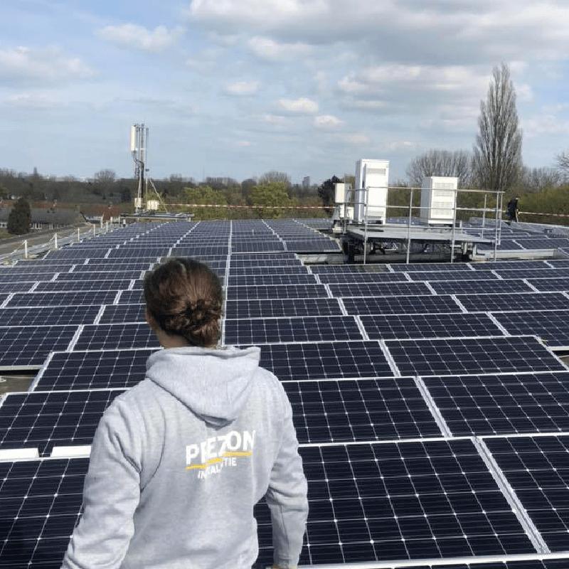 Zonnepanelen kopen Hardinxveld